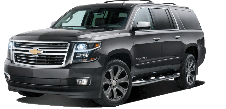 Chevy Suburban booking