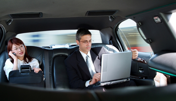 CORPORATE TRAVEL LIMO BOOKING