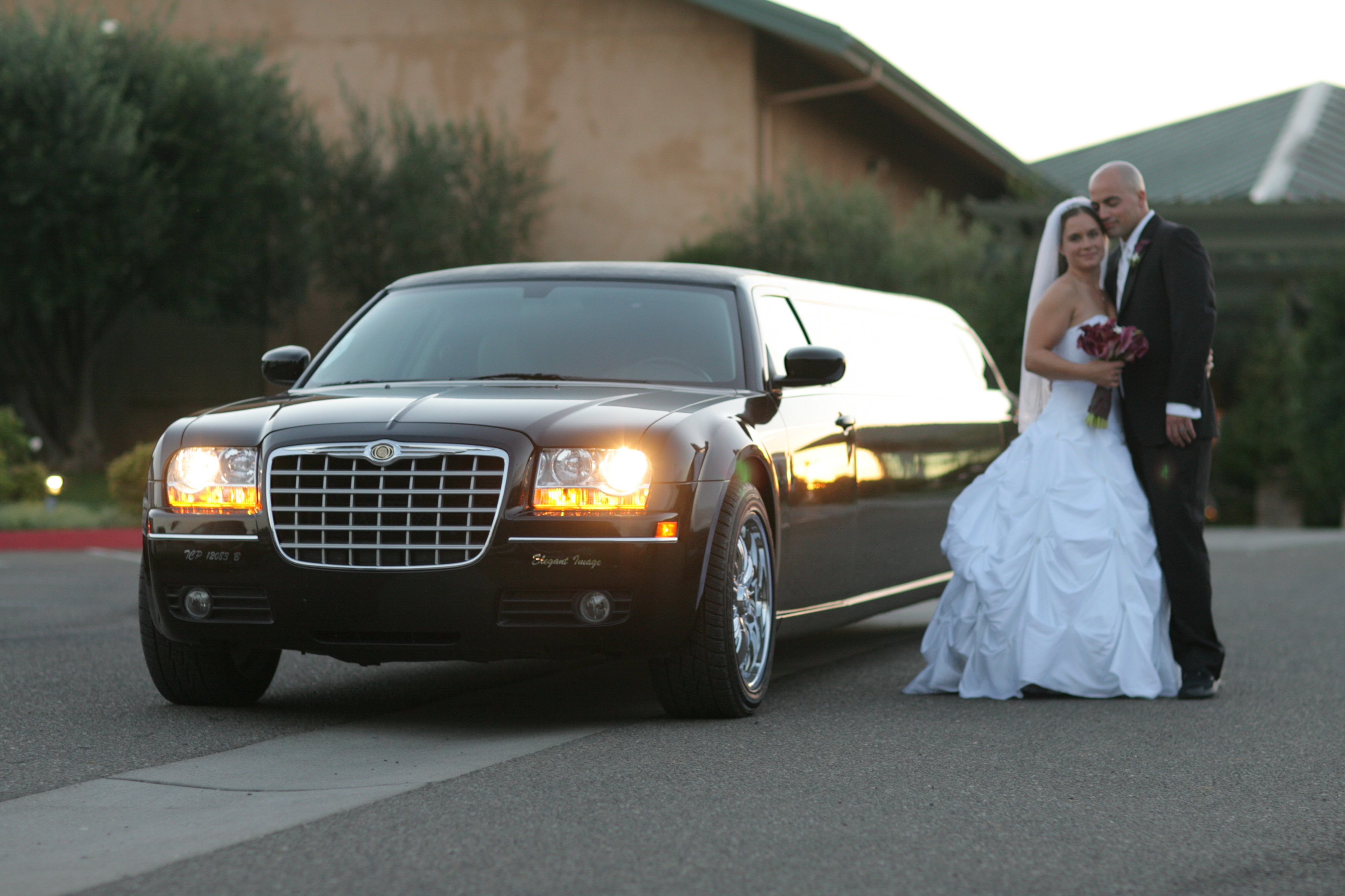 WEDDING Limo reservation